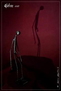 LE CON SANS TRIQUE - Atelier 1110 - La Gacilly - Destination Brociéliande - Y.R.
