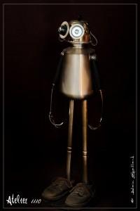 MISTER GODILLOTS - Atelier 1110 - La Gacilly - Destination Brocéliande - Y.R.
