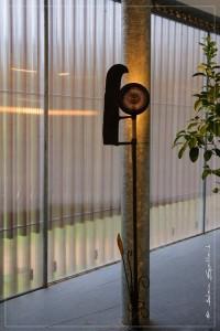 LE TOTEM - Atelier 1110 - La Gacilly - Destination Brocéliande- Y.R.
