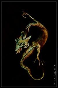 LE CRACHEUR DE METAL - ATELIER 1110 - La Gacilly