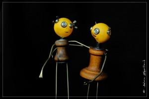Mister Ping et Miss Pong
