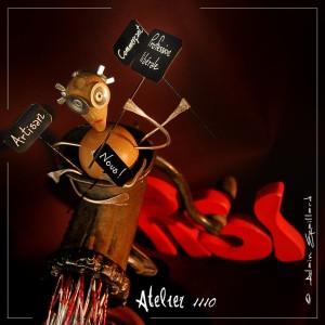 LE R.S.I. - ATELIER 1110 - La Gacilly