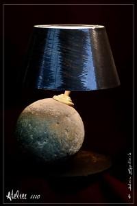 LA BOULE ILLUMINEE - ATELIER 1110 - La Gacilly
