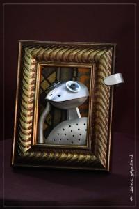 LA REFLEXION DE L'ECUMOIR - ATELIER 1110 - La Gacilly