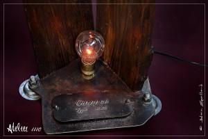 AU COIN DU FEU - ATELIER 1110 - La Gacilly