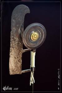 LE TOTEM - ATELIER 1110 - La Gacilly