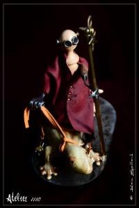 LE ROI MARGOUILLAT - ATELIER 1110 - LA GACILLY