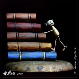 LES MARCHES DE LA CONNAISSANCE - ATELIER 1110 - LA GACILLY