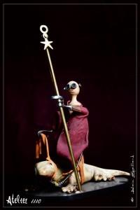 Le Roi Margouillat