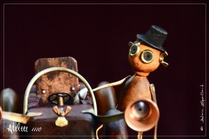 LA RABOT'MOBILE - Atelier 1110 - La Gacilly