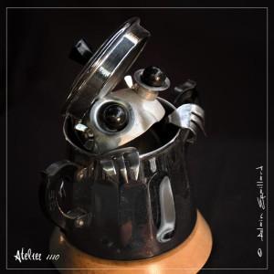 L'AGENT SUCRETTE - Atelier 1110 - La Gacilly