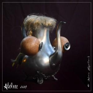 ETAIN EN BLONDE - Atelier 1110 - La Gacilly