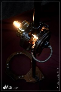 FILIERE LUMINEUSE - Atelier 1110 - La Gacilly