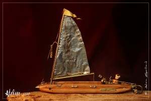 CAP'TAINE NEMO FIL - ATELIER 1110 - La Gacilly