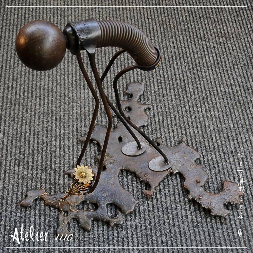 LA DERNIERE FLEUR - ATELIER 1110 - La Gacilly