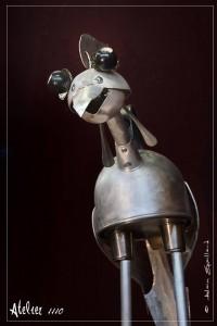 LA POULE AUX POTES - Atelier 1110 - La Gacilly - Destination Brocéliande - Y.R.