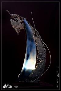 LA VOILE DE FONTE - Atelier 1110 - La Gacilly