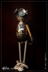 LE CHROMI'SHOES - Atelier 1110 - La Gacilly - Destination Brocéliande - Y.R.