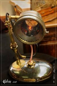 LE GAZ'O'PHORE - ATELIER 1110 - La Gacilly