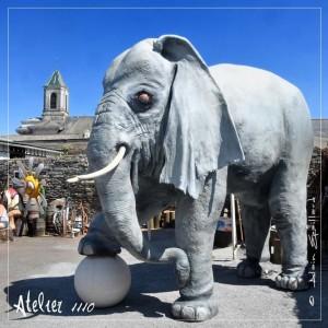 L'éléphant 2017