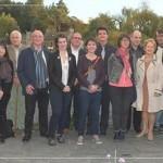 """Vernissage de l'expo """"PAR TOUS LES TEMPS"""" à La Gacilly"""